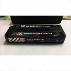 7.6V/8400MAH 2s2p 100C/50C Race LiPo Battery