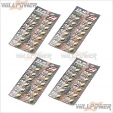 O.S. Speed P3 Turbo Glow Plug 24K Gold 48pcs DHL Shipping #71642720