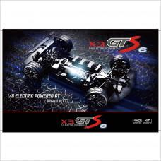 HongNor X3 GTSe Saden Pro Kit #64021