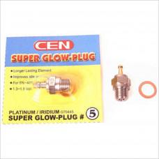 CEN Racing Standard Glow Plug #G70429
